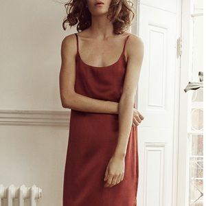 Asceno Slip Dress S